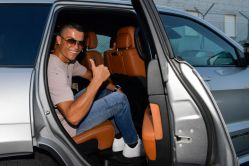 Juventus New Signing Cristiano Ronaldo Arrives In turin