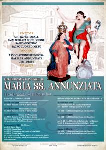 Poster-Annunziata