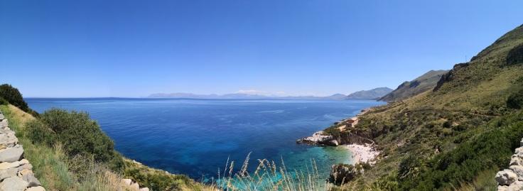 panorama riserva dello zingaro san vito lo capo