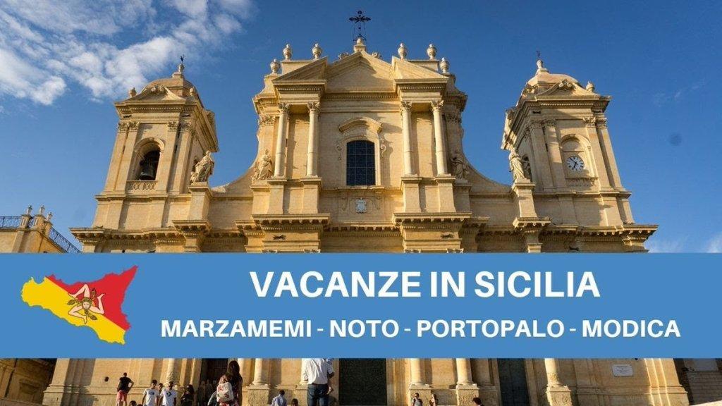 Cattedrale di Noto facciata