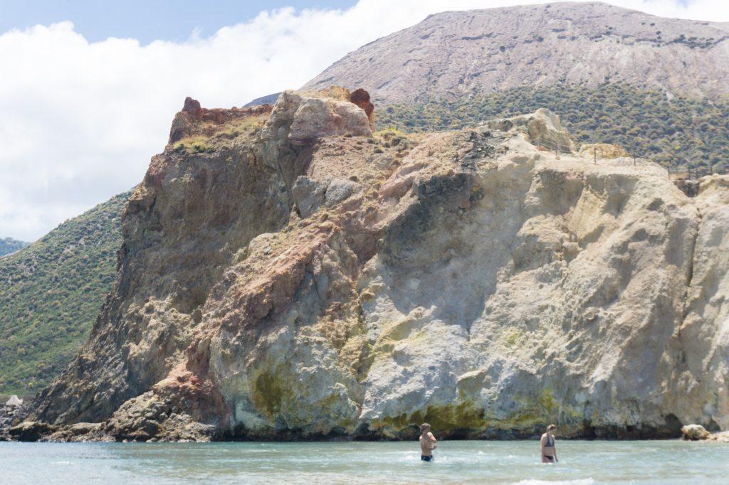 Spiagge isola di Vulcano